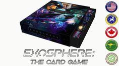 Exosphere Sci-Fi Card Game Up On Kickstarter  http://www.tabletopgamingnews.com/exosphere-sci-fi-card-game-up-on-kickstarter/