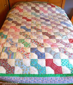Bow Tie quilt--Bow Ties are cool @Kirby Sandifer Calcagno