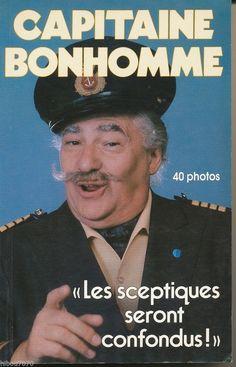 Capitaine Bonhomme Michel Noël 1982 | eBay