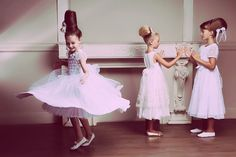 futurefashionistas: 3 Beautiful Girls!