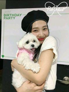 Red Velvet Joy, Red Velvet Irene, South Korean Girls, Korean Girl Groups, Joy Rv, Park Sooyoung, Girl Cakes, Cake Girls, Seulgi