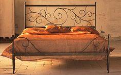 letto in ferro battuto Ares