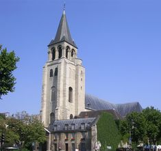 Image Detail for - File:St Germain des Pres.jpg - Wikipedia, the free encyclopedia
