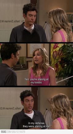 Ted Mosby - HIMYM