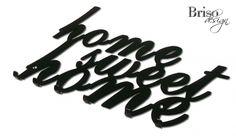 """Wieszak na klucze """"home sweet home"""""""