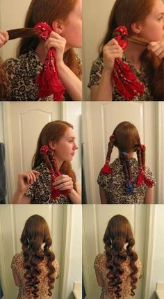 13 Easy Hair Hacks & Tips to Get Perfect Curls Without Using Any Heat