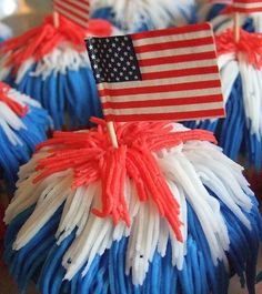 A Delicious Melody: 4th of July Internet Food Roundup