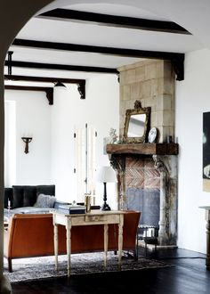 Confirmed: Rustic Home Décor Is Back (but Not the Version You Remember) via @MyDomaine