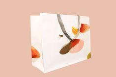 Marks & Bleed Fine Packaging - Anthropologie Spring 2017: Medium Shopper