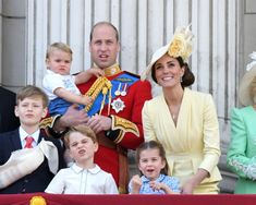 The Duke and Duchess of Cambridge have not taken their children Prince George, Princess Charlotte and Prince Louis on their royal tour of Ireland Prince Charles Father, Prince William And Kate, Baby Prince, Prince Harry, Duke And Duchess, Duchess Of Cambridge, Kate Middleton Family, Diana Williams, The Little Prince