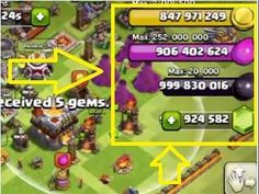 "Download Hack APK http://ift.tt/2bzNyX0  HOW TO HACK CLASH OF CLAN ""Clash Of…"