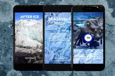 Augmented Reality Shows What Would Happen If The World's Ice Melts    Justin Guariglia wanted to provide a visual for people to fully grasp the reality of climate change and how it could affect them if all the ice melted right nowGet More Ideas With The PSFK Daily Newsl   https://www.psfk.com/2017/05/augmented-reality-shows-what-would-happen-ifthe-worlds-ice-melts.html