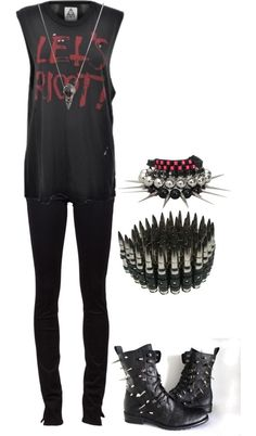 The type of goth thats out of the ordinary! Right? You need to agree with me.