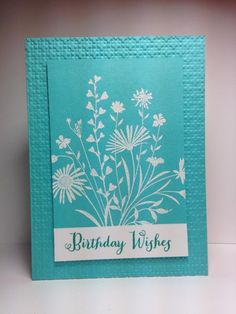 F4A215 birthday Wishes by beesmom - Cards and Paper Crafts at Splitcoaststampers