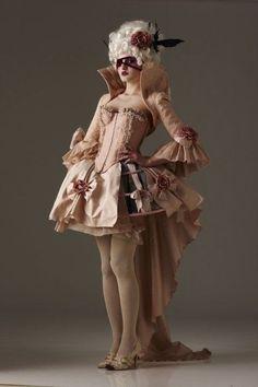 2014 Halloween costume (Marie Antoinette)