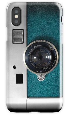Blue camera with germany lens iPhone X Cases & Skins Camera Wallpaper, Full Hd Wallpaper, Iphone Wallpaper, Mobile Case Cover, Mobile Cases, Photographer Business Cards, Classic Camera, Retro Camera, All Mobile Phones