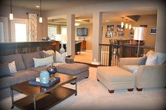 Contemporary Game/Rec Room photo by Fluff Interior Design and Fluff Your Stuff