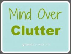 Mind Over Clutter Closet Organization
