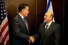 Whiplash-Mitt Romney Lavishes Praise On Israel's Socialist, Government Controlled Healthcare System