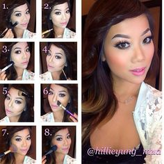 contouring step by step