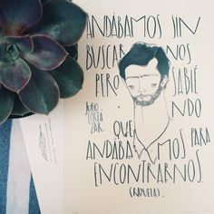 "Julio Cortázar, ""Rayuela"" via Marina Guiu. . Click on the image to see more!"