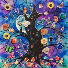 Kerry Darlington Dawn Tree of Life