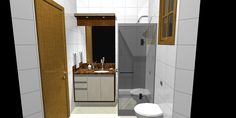 Projetos Banheiros - Machado Moveis - Álbuns da web do Picasa