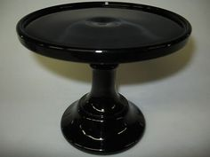 Google Image Result for http://menswear-discounts.com/Discount-Designer-Menswear/store/img-large/black-amethyst-glass-cake-serving-stand-plate-platter-pedestal-purple-art-tray_290775474683.jpg  #PinItToWinKitchen