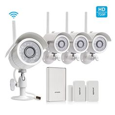 Zmodo 720p HD Outdoor Home Wireless Security Surveillance Video Cameras System (4 Pack) with Zmodo Beam and 2 Pack Door/Window Sensors Review https://wirelesssecuritycamerasusa.info/zmodo-720p-hd-outdoor-home-wireless-security-surveillance-video-cameras-system-4-pack-with-zmodo-beam-and-2-pack-doorwindow-sensors-review/