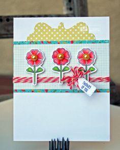 Peachy Keen Stamps February Sneak Peek Day 4 ~ True Friends!