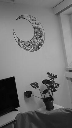 Mandala Moon Marker Diy Art