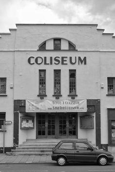 Lovely old cinema. Lets hope it's saved