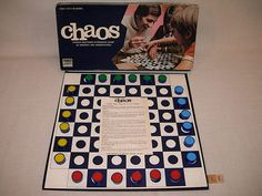 Chaos Free Games, Board Games, Memories, Play, Abstract, Handmade Gifts, Kids, Games