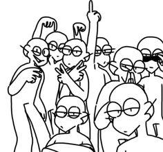 Draw Your OC/OTP/Squad