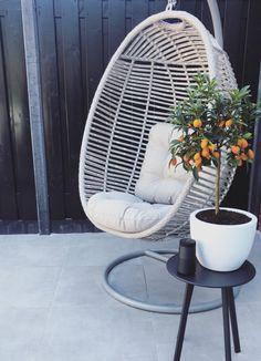 Witte Standaard Voor Hangstoel.Hangstoel Inspiratie
