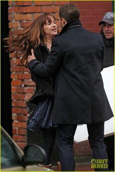 Jamie Dornan Consoles an Upset Dakota Johnson for 'Fifty Shades Darker' Scene