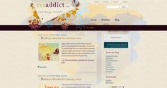 35 Websites Which Use Watercolor Effects 10