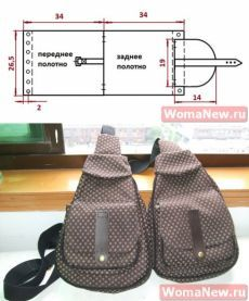 Sewing Backpack Pattern Diy Fabrics 59 Ideas For 2019 Bag Pattern Free, Bag Patterns To Sew, Pattern Sewing, Sac Vanessa Bruno, Diy Backpack, Leather Backpack, Backpack Pattern, Backpack Tutorial, Sewing Lessons