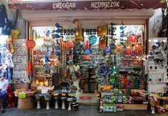 Gift Shopping Bodrum Turkey Souvenirs.