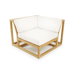 Maya Teak Modular Sofa Conversation Set - Westminster Teak Outdoor Furniture