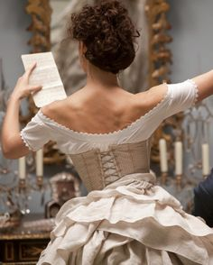 The Enchanted Garden | Keira Knightley in the title role of Anna Karenina...