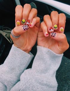 See more of claybee's content on VSCO. Edgy Nails, Funky Nails, Stylish Nails, Swag Nails, Trendy Nails, Edgy Nail Art, Grunge Nails, Nail Design Stiletto, Nail Design Glitter