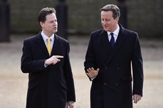 Nick Clegg .Intelligent to realize the missing ingredient...NO HEART.