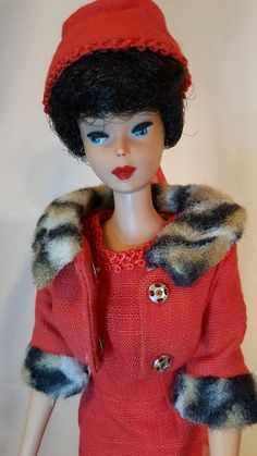 Barbie Vintage #1640 Matinee Fashion complete and near mint! #Mattel #ClothingShoes