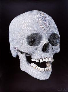 Damien  Hirst:   For the Love of God. The Diamond Skull