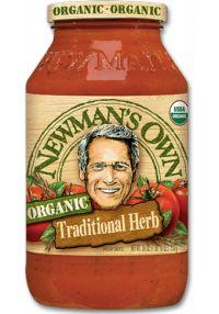 New Newman's Own Pasta Sauce Coupon   Three Organic Varieties (via Bloglovin.com )