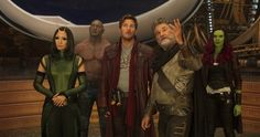Kurt Russell Guardians of the Galaxy Vol. 2 Interview | A Healthy Ego #GotGVol2Event - Raising Whasians