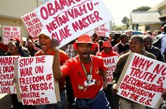 "Obama Vacations To Africa, Met With A Massive ""NObama"" Protest  AUTHOR Kristin Tate JUNE 29, 2013 7:41PM PST"