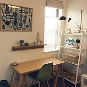 IKEA/ニトリ/カゴぷら好きです♡/セリア/お手製カウンター!/賃貸…などに関連する他の写真