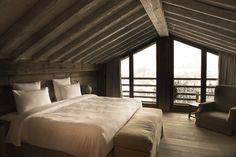 linos en dormitorio